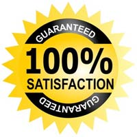 100% Domain Name Registration Web Hosting Service Satisfaction Guaranteed